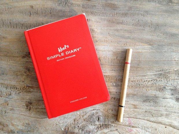 Keels-simple-Diary